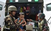 Филиппины не намерены вести переговоры с исламскими боевиками