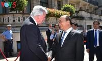 Активизация сотрудничества между германской землёй Гессен и городами Вьетнама