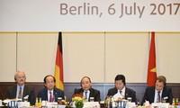 Германия является ведущим партнером Вьетнама в Европе