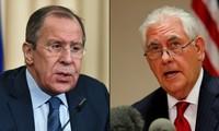 Лавров и Тиллерсон провели телефонные разговоры по вопросам КНДР и Сирии