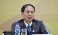 В Ханое прошла пресс-конференция по итогам Недели саммита АТЭС 2017