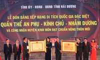 В провинции Хайзыонг признан второй исторический памятник особого национального значения