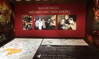 В Ханое открылась выставка на тему «Эпопея о Победе в битве над Ханоем «Дьенбьенфу в воздухе»