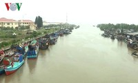 Во многих провинциях Вьетнама активно ведется экстренная работа по противодействию тайфуну «Тембин»