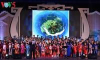 Международный хоровой конкурс Вьетнама 2017 года