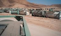 Ливия полностью уничтожила химическое оружие