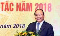 Нгуен Суан Фук: «Вьетнам обновляется, развивается и интегрируется в мировое сообщество»