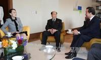 Мун Чжэ Ин призвал к сотрудничеству, направленному на проведение межкорейского саммита