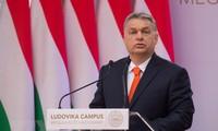 Виктор Орбан объявил о победе правящей коалиции на парламентских выборах в Венгрии