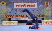 В Алжире прошел первый турнир Гран-При по вьетнамскому боевому искусству Вовинам