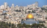 Реакции мирового сообщества на перенос американского посольства в Иерусалим