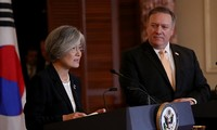 Глава МИД РК и госсекретарь США обсудили по телефону северокорейский вопрос