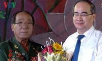 Cостоялся телемост в честь 70-летия со дня призыва Хо Ши Мина к патриотическим соревнованиям