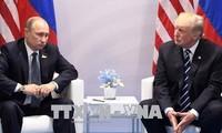 РФ и США договорились о месте проведения встречи Путина и Трампа