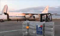 Франция и Россия совместно доставят в Сирию гуманитарную помощь