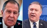 Сергей Лавров и Майк Помпео обсудили по телефону улучшение российско-американских отношений