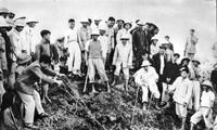 Воспоминания о Президенте Хо Ши Мине в общине Татханьоай