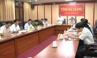 В Ханое прошла онлайн-конференция по реагированию на сверхтайфун «Мангхут»