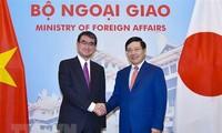 ВЭФ-АСЕАН 2018: Япония и Вьетнам призвали США вернуться к ВПСТТП