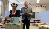 Предварительные результаты выборов в земельный парламент Баварии