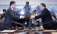 Итоги межкорейских переговоров на высоком уровне
