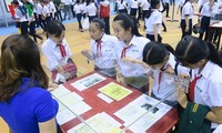 В провинции Биньтхуан проходит выставка, посвящённая островам Хоангша и Чыонгша