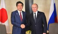 Япония готова заключить мирный договор с Россией