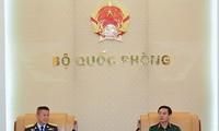 Начальник Генштаба ВНА принял командующего Королевскими ВВС Таиланда