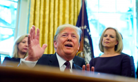 Дональд Трамп возможно не введет дополнительные пошлины на импортные китайские товары
