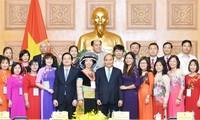 В разных провинциях и городах Вьетнама отпраздновали День учителя