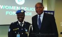 ООН вручила Международную премию, присуждаемую женщинам-миротворцам полиции ООН 2018 года
