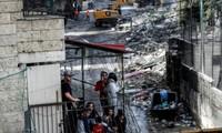 Палестина выступает против разрушения Израилем многих предпринимательских объектов в Иерусалиме