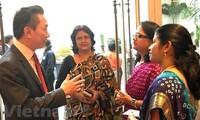 Программа распространения вьетнамской культуры в Индии