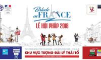 В Ханое открылся фестиваль «Прогулка по Франции»