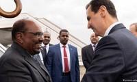 Президент Судана посетил Сирию с официальным визитом