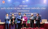 Активизируется сотрудничество между Парламентом Вьетнама и Межпарламентским Союзом