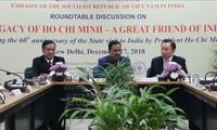 Прошел семинар, посвященный 60-й годовщине официального визита Президента Хо Ши Мина в Индию