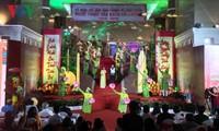 Прошли выставка и концерт по случаю 100-й годовщины со дня образования театрального искусства «кайлыонг»