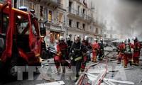 Взрыв в центре Парижа: погибли три человека, больше 40 пострадали