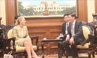 Брексит не влияет на особое партнерство между Вьетнамом и Великобританией