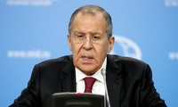 На большой пресс-конференции главы МИД РФ Сергея Лаврова затронуты острые вопросы