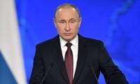 Ключевые моменты послания Владимира Путина Федеральному собранию
