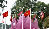 Лидер КНДР Ким Чен Ын начал официальный дружественный визит во Вьетнам