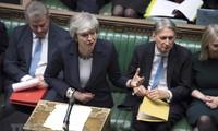 Парламент Великобритании отверг идею Brexit без соглашения