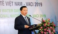 Во Вьетнаме прошел митинг по случаю Всемирного дня водных ресурсов