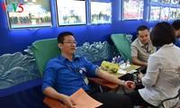 Радио «Голос Вьетнама» проводит разнообразные благотворительные мероприятия в рамках Месячника молодежи 2019