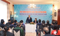 Премьер-министр Вьетнама начал официальный визит в Чехию