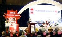 Международная конференция по геодезии впервые проводится во Вьетнаме
