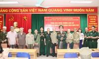 Мероприятия, посвященные 65-й годовщине победы в битве при Дьенбьенфу