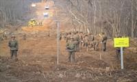 Командование ООН полностью открыло «мирную дорогу в межкорейскую демилитаризованную зону»